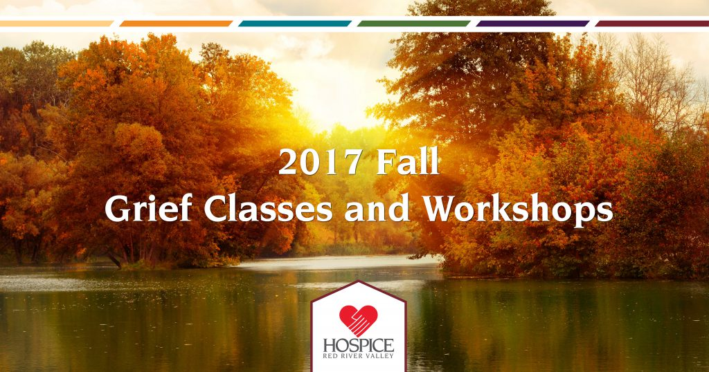 2017 Fall Grief Classes