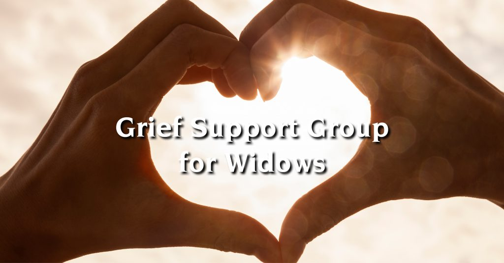 support groups for dating widowers