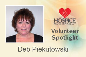 At Hospice of the Red River Valley, we're fortunate to have many dedicated volunteers. We celebrate their contributions to the organization and the ways they enrich our patients' lives. Click here to find more information about our volunteer program and learn how to apply. Amanda TorresVolunteer: Amanda Torres Location: Fargo, N.D. Volunteer role: Hairstylist Volunteering since: 2016 Why do you volunteer with Hospice of the Red River Valley?