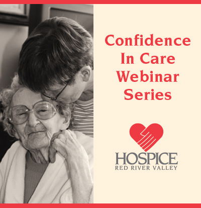 Confidence in Care Webinar Series