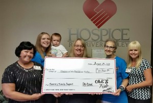 2014 Ole's Ride Check Presentation