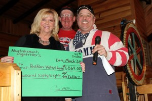 2015 Naytahwaush Nightriders Donation