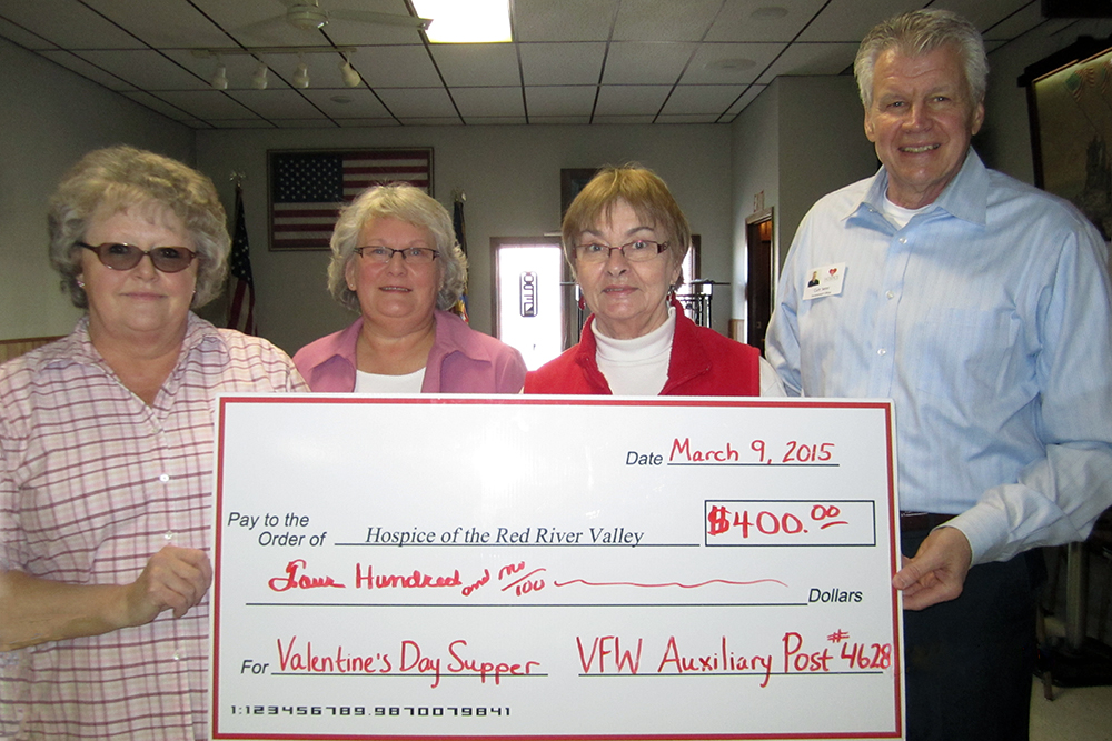 Barnesville VFW Auxiliary Post 4628