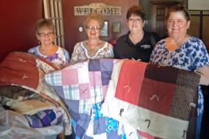 Buffalo Lutheran WELCA Members