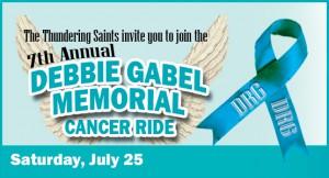 Debbie Gabel Memorial Cancer Ride and Raffle
