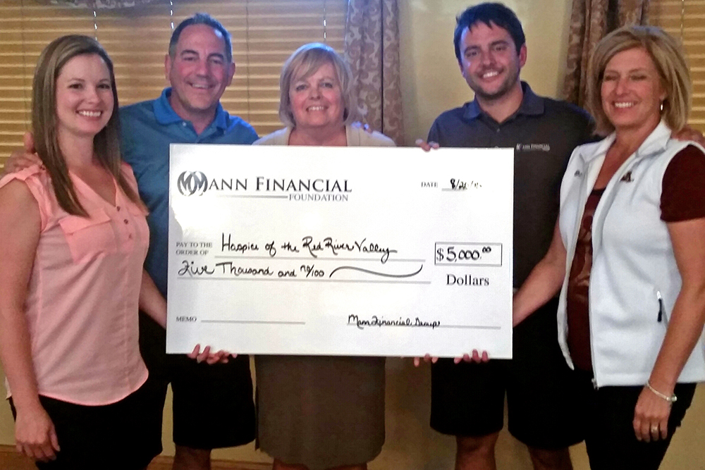 Mann Financial Foundation presentation