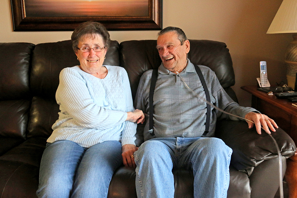 Bill and Karen