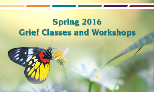 Spring Grief Classes