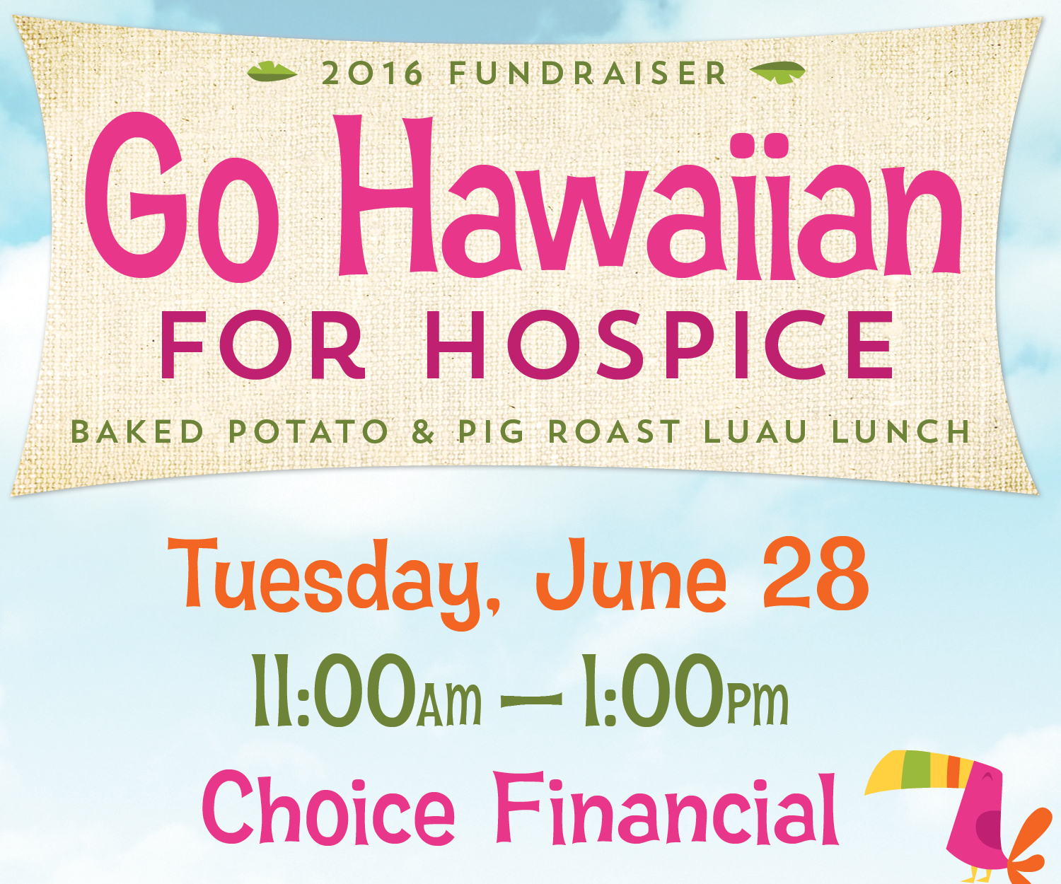 Go Hawaiian for Hospice_2016