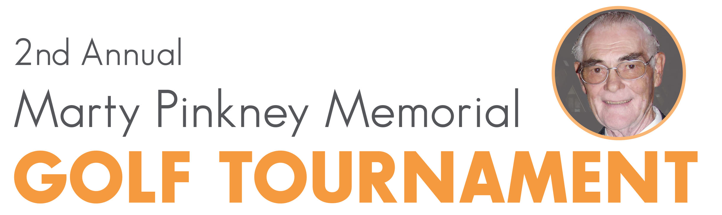 Marty Pinkney Golf Tournament