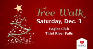 2nd Annual Eagles Tree Walk