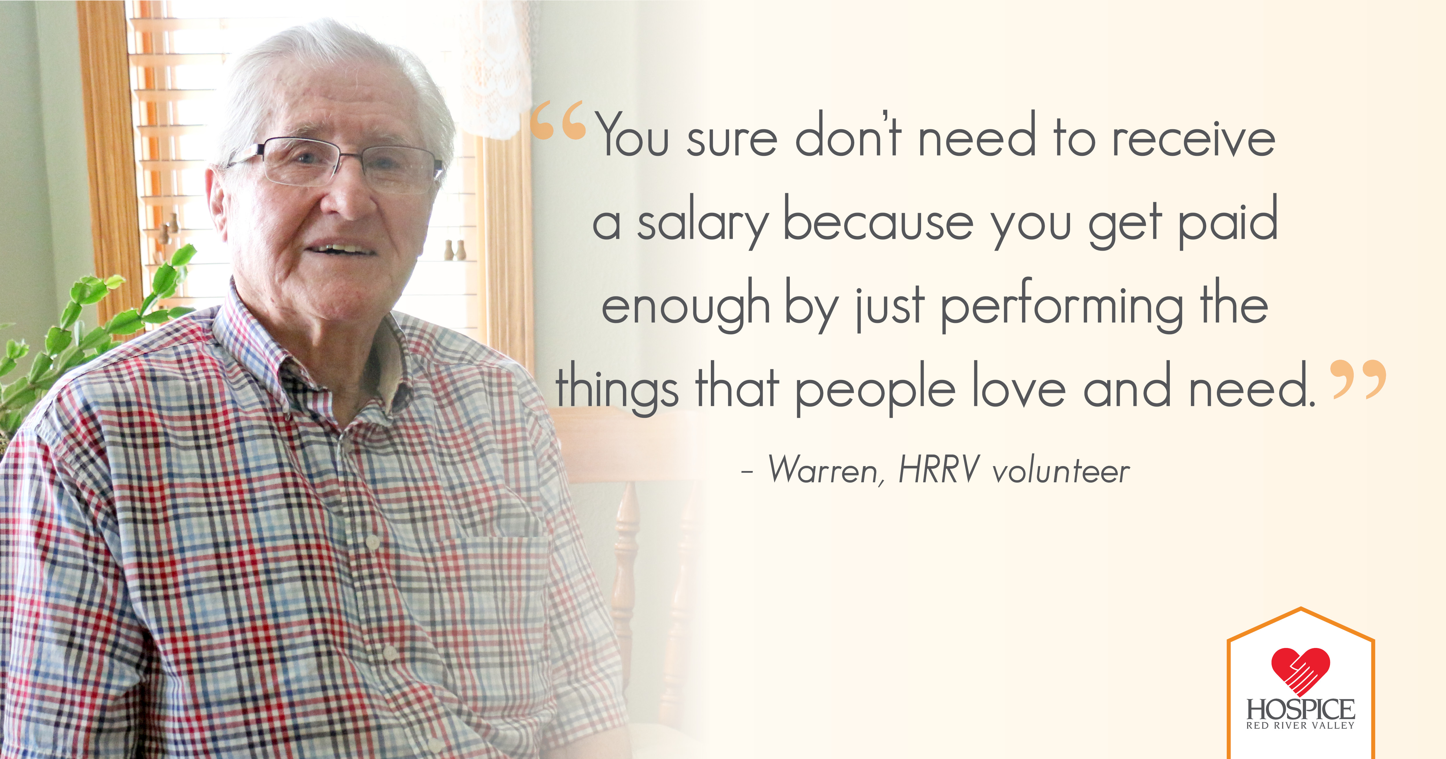lisbon area volunteer is familiar face and comforting presence to hospice patients hospice of the red river valley