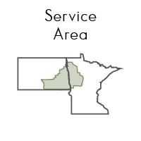 Button: Service Area