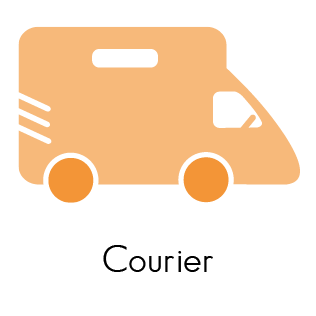 Courier Volunteer
