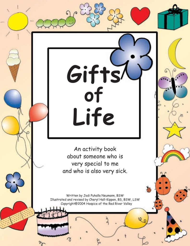 Book cover_ Gifts of Life