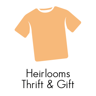 Heirlooms Thrift & Gift Volunteer