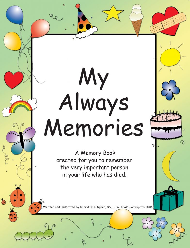 Book cover: My Always Memories