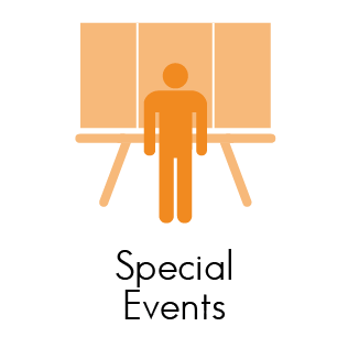 Special Events Volunteer
