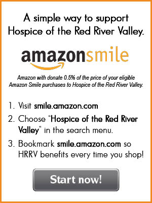 Giving Back - Hospice of the Red River Valley
