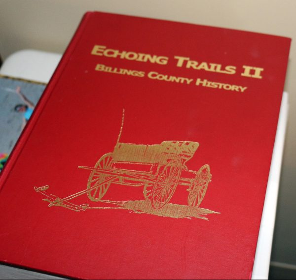 Echoing Trails II book
