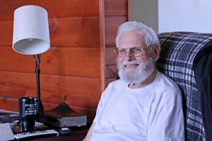 Faith and Family: Dependable Hospice Care Keeps Grand Forks Man in His Home