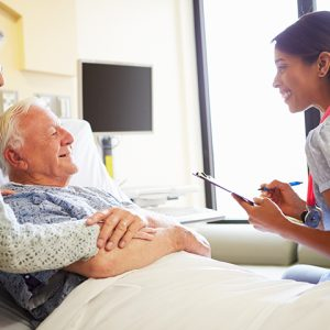 Hospice Care in an Assisted Living or Skilled Nursing Facility