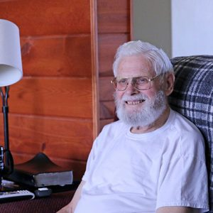 Photo of Patient Bob Becker