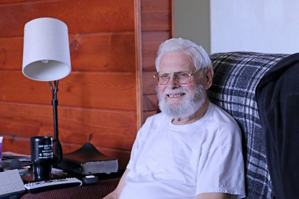 Photo of Patient Bob Becker