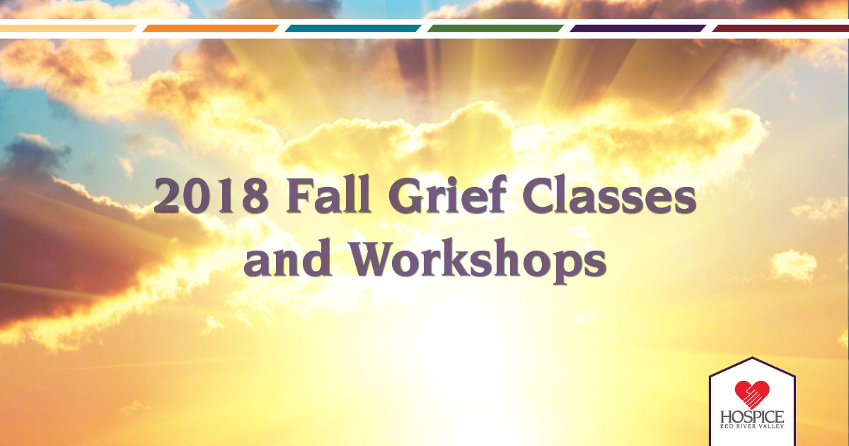 Fall Grief Classes