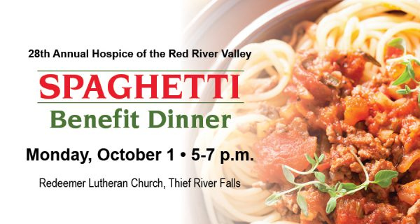 Thief River Falls Spaghetti Benefit Dinner