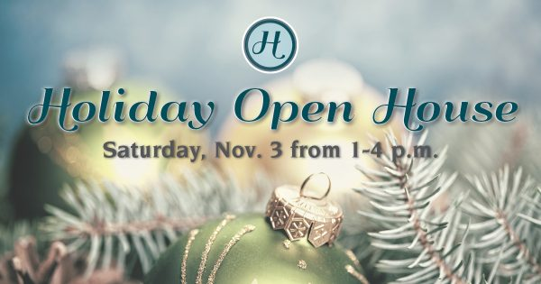 Heirlooms Holiday Open House