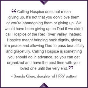 Brenda Giere quote