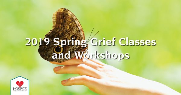 2019 Spring Grief Classes