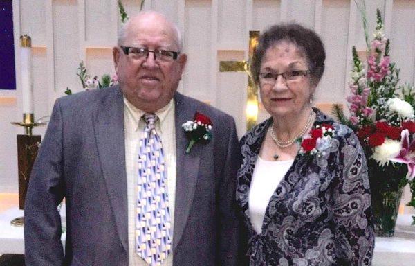 Arlyn and Joan wedding anniversary