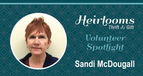 Sandi McDougall