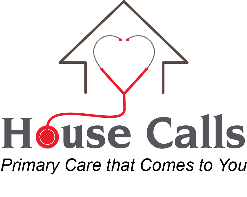 Logo: House Calls, Primary Care that Comes to You