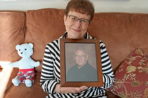 A Pillar of Perham Community Finds Peace with Hospice Care