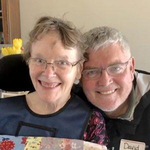 Mary and David Sluke