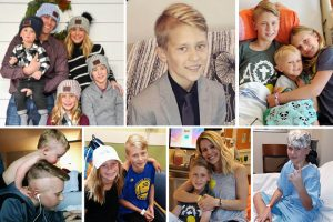 Of Light & Love: Hospice Helps Solberg Family Care for Their Young Son