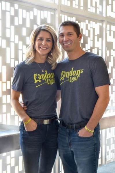 Travis and Andrea Solberg
