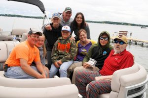 One More Fishing Trip Creates Family Memories for Hospice Patient