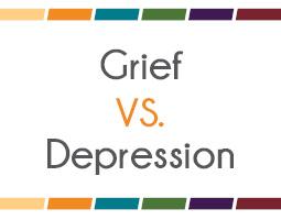 grief vs. depression