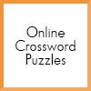 online crossword puzzle icon
