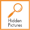 hidden pictures icon