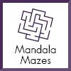 mandala mazes icon