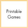 printable games icon