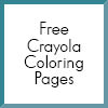 free Crayola coloring pages icon