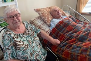Rural Kulm Couple Remain in Farm Home with Help from Hospice