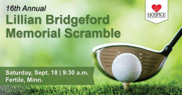 Lillian Bridgeford Golf Scramble
